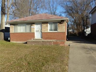 20446 Prairie Street, Detroit, MI 48221 - MLS#: 218008018