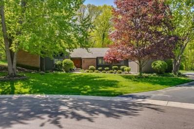 1879 Golf Ridge Drive S, Bloomfield Twp, MI 48302 - MLS#: 218008040