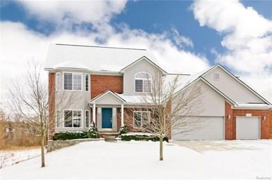 3636 Thornwood Drive, Auburn Hills, MI 48326 - MLS#: 218008249