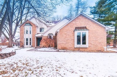 13795 Timberview Drive, Shelby Twp, MI 48315 - MLS#: 218008448