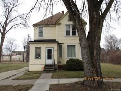 3492 Van Dyke Street, Detroit, MI 48214 - MLS#: 218008910