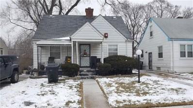 19392 Justine Street, Detroit, MI 48234 - MLS#: 218009285