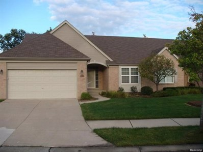43170 Cove Drive, Clinton Twp, MI 48038 - MLS#: 218009422
