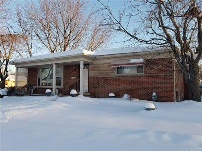 26515 Woodshire Street, Dearborn Heights, MI 48127 - MLS#: 218009457