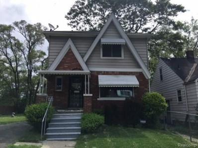 15766 Strathmoor Street, Detroit, MI 48227 - MLS#: 218009513