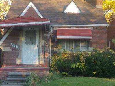 9374 Ward Street, Detroit, MI 48228 - MLS#: 218009655