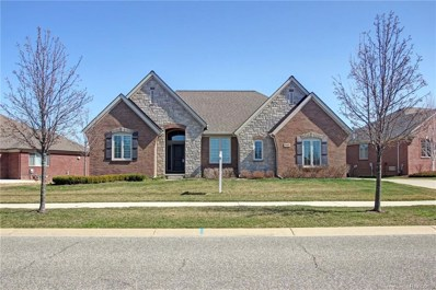 6497 Jeffersonian, Washington Twp, MI 48095 - MLS#: 218009679
