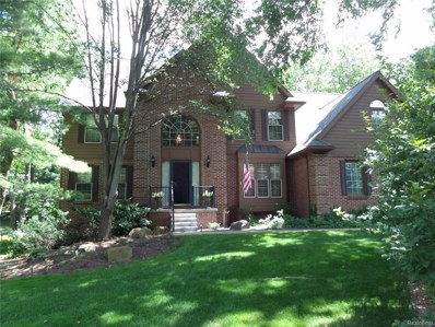 5189 Ashton Court, Genoa Twp, MI 48116 - MLS#: 218010145
