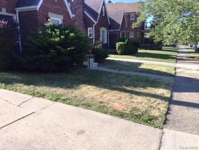 9100 Northlawn Street, Detroit, MI 48204 - MLS#: 218010374