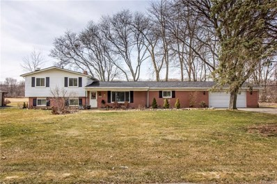 23927 Heartwood, Novi, MI 48374 - MLS#: 218010665