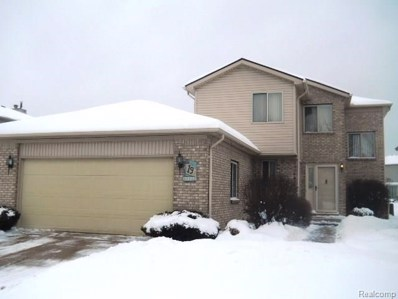 32933 Birchwood Drive UNIT 32, Chesterfield Twp, MI 48047 - MLS#: 218010831