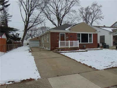 115 N Minerva Avenue, Royal Oak, MI 48067 - MLS#: 218010876