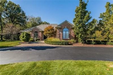 157 Great Pines Drive, Oxford Twp, MI 48371 - MLS#: 218011082