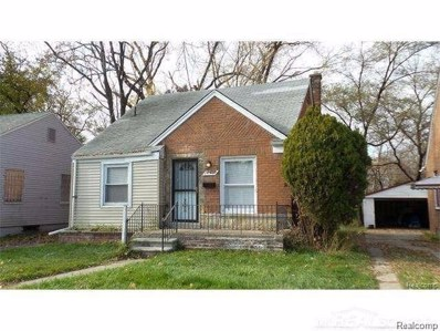 18659 Shaftsbury Avenue, Detroit, MI 48219 - MLS#: 218011209