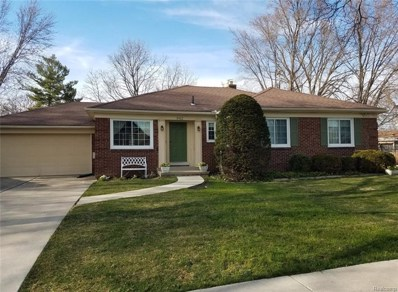 942 N Brys Drive, Grosse Pointe Woods, MI 48236 - MLS#: 218011243