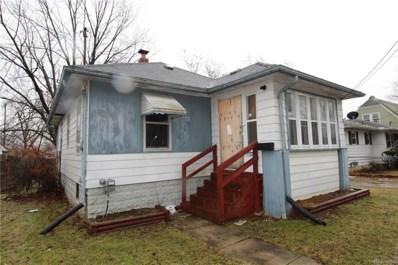 1417 Stocker Avenue, Flint, MI 48503 - MLS#: 218011266