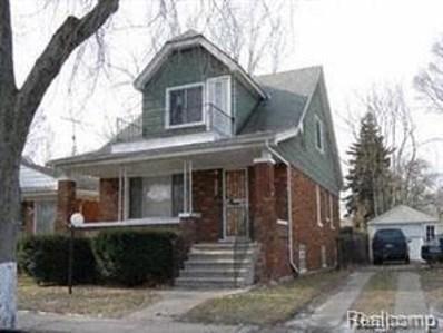 19225 Yonka Street, Detroit, MI 48234 - MLS#: 218011268