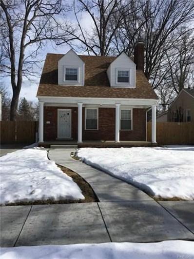 16164 Bentler Street, Detroit, MI 48219 - MLS#: 218011290