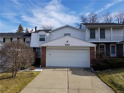 444 Ashley Drive, Grand Blanc, MI 48439 - MLS#: 218011432