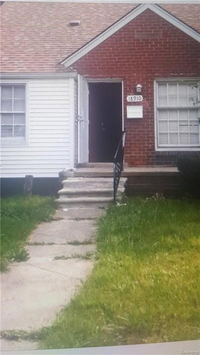 18910 Kentfield Street, Detroit, MI 48219 - MLS#: 218011543