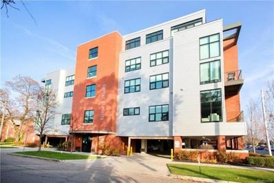 100 N Center Street UNIT 201, Royal Oak, MI 48067 - MLS#: 218011629