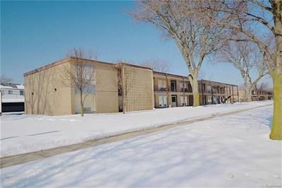 15055 Hubbard Street UNIT 35, Livonia, MI 48154 - MLS#: 218011637