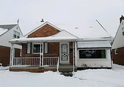 13084 Orange Street, Southgate, MI 48195 - MLS#: 218011781