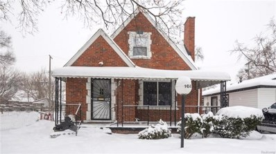 16855 Tracey Street, Detroit, MI 48235 - MLS#: 218011822