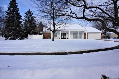 4746 Chadbourne Court, Sterling Heights, MI 48310 - MLS#: 218011955