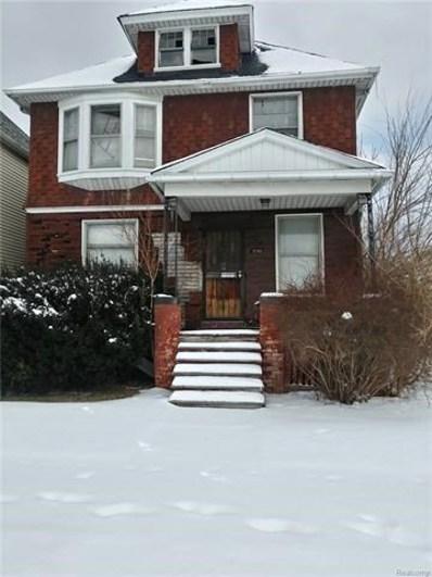5766 Parker Street, Detroit, MI 48213 - MLS#: 218011995