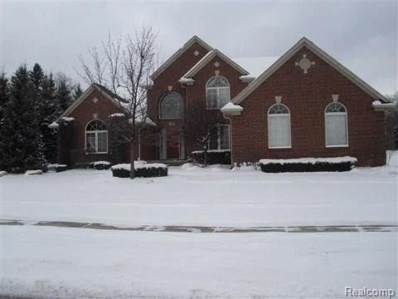 37 Mile, Bruce Twp, MI 48095 - MLS#: 218012004
