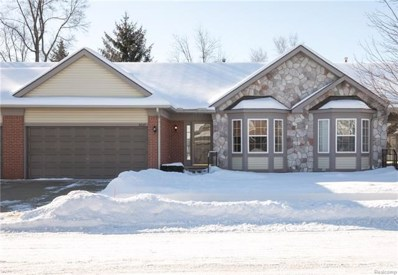 3059 Brookside Drive UNIT 52, Waterford Twp, MI 48328 - MLS#: 218012067