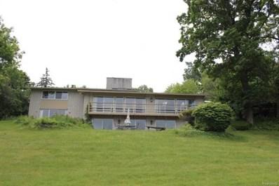 3719 Kirkway Road, Bloomfield Twp, MI 48302 - #: 218012078