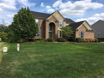 6375 Moonstone Drive, Grand Blanc Twp, MI 48439 - MLS#: 218012106