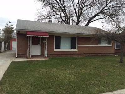 1241 E Hudson Avenue, Madison Heights, MI 48071 - MLS#: 218012515