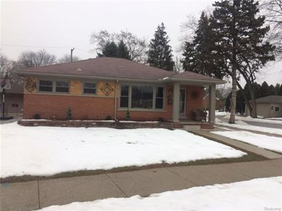 7506 N Gulley Road, Dearborn Heights, MI 48127 - MLS#: 218013104