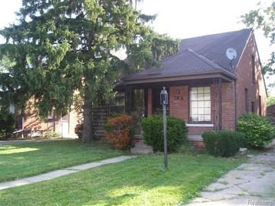 6010 Oldtown Street, Detroit, MI 48224 - MLS#: 218013235