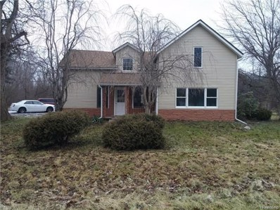 4770 Denton Road, Canton Twp, MI 48188 - MLS#: 218013414
