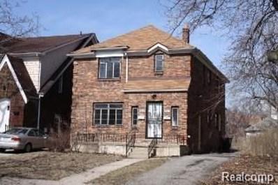 7002 Thatcher Street, Detroit, MI 48221 - MLS#: 218013490
