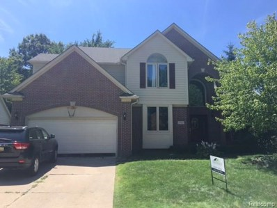 751 Lake Ridge Road, Rochester Hills, MI 48307 - MLS#: 218013527