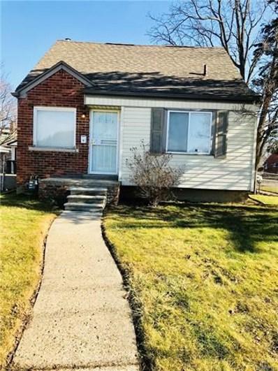 7600 Pierson Street, Detroit, MI 48228 - MLS#: 218013696