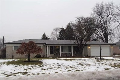 36817 Gregory Drive, Sterling Heights, MI 48312 - MLS#: 218013728