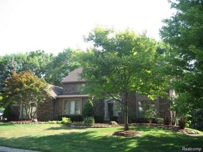 6473 Red Oak Drive, Troy, MI 48098 - MLS#: 218013774
