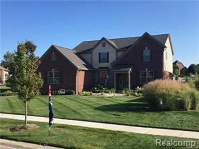 1359 Glass Lake Circle, Oxford Twp, MI 48371 - MLS#: 218013870