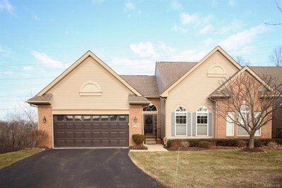 1726 Treyborne Circle, Commerce Twp, MI 48390 - MLS#: 218013951