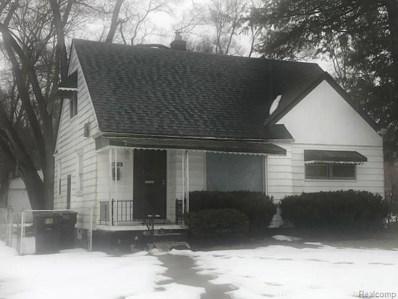 19376 Trinity Street, Detroit, MI 48219 - MLS#: 218014093
