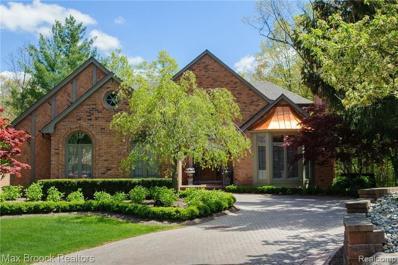 174 Kirkwood Court, Bloomfield Hills, MI 48304 - MLS#: 218014133