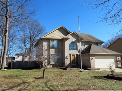 42054 Duxbury Drive, Sterling Heights, MI 48313 - MLS#: 218014155