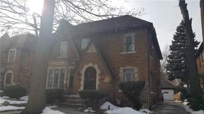 18635 Wildemere Street, Detroit, MI 48221 - MLS#: 218014382