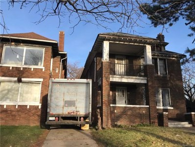 8768 Dexter Avenue, Detroit, MI 48206 - MLS#: 218014386